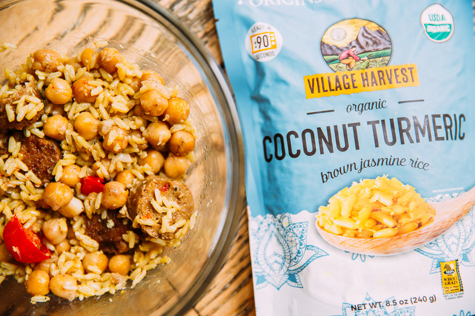 Easy Meal with Village Harvest