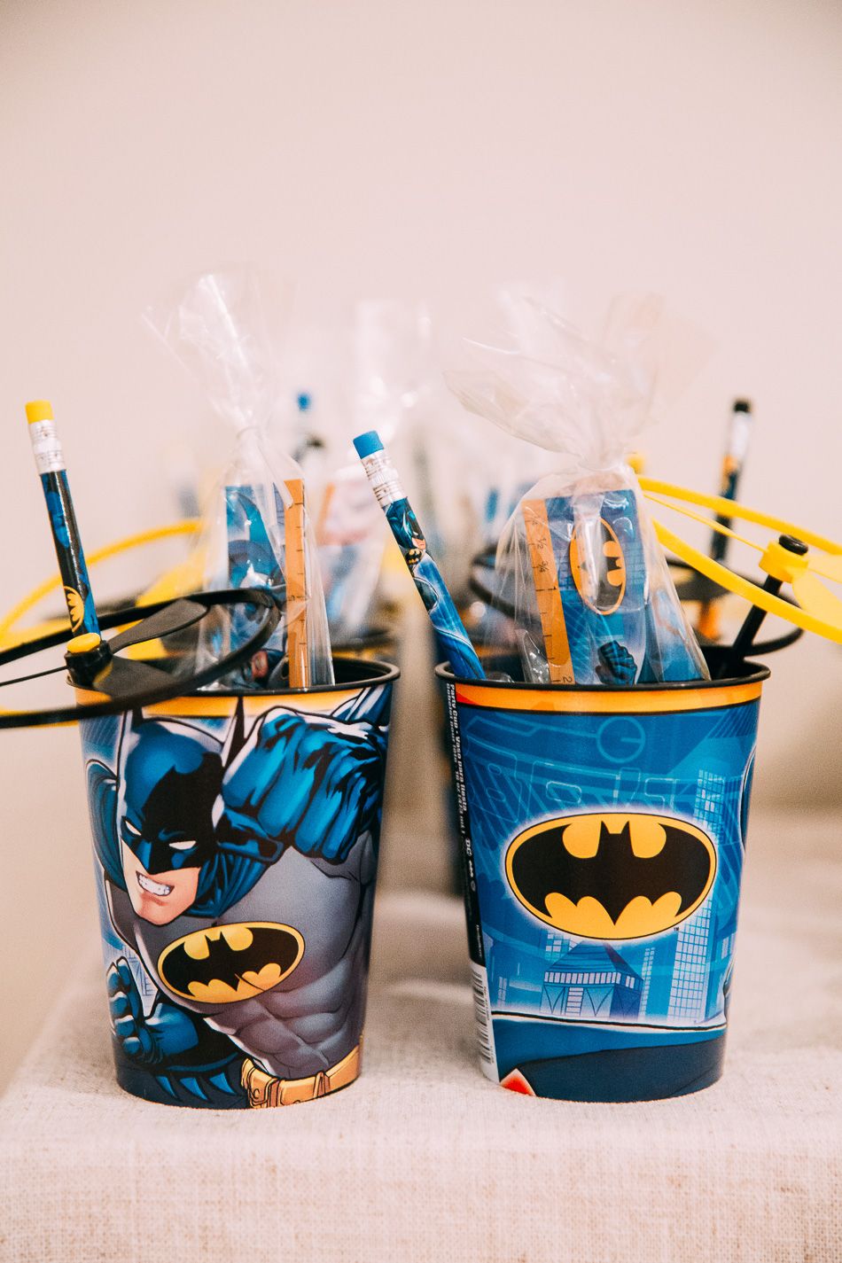 Batman Birthday Party