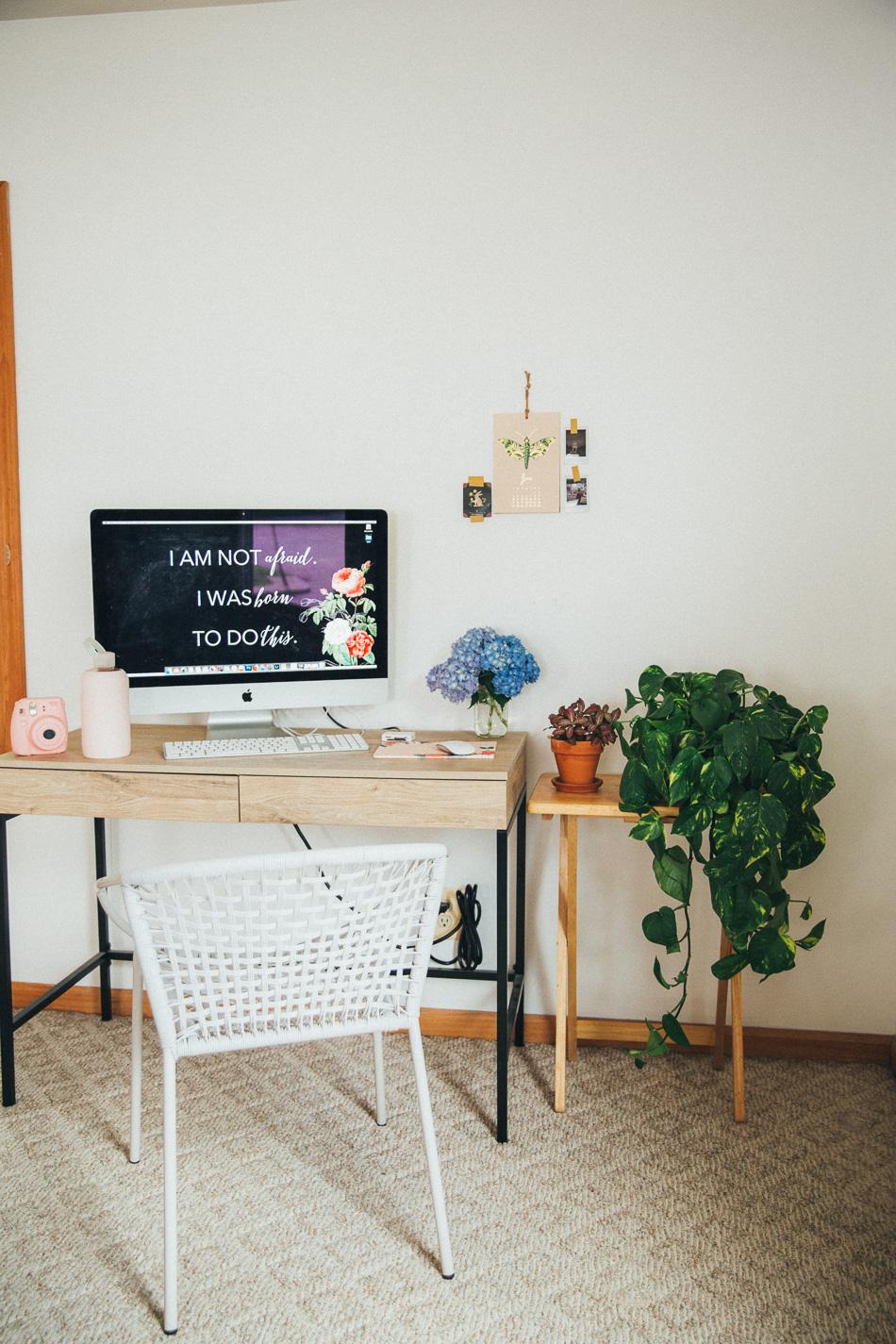 How to Start a Blog // livelovesimple.com