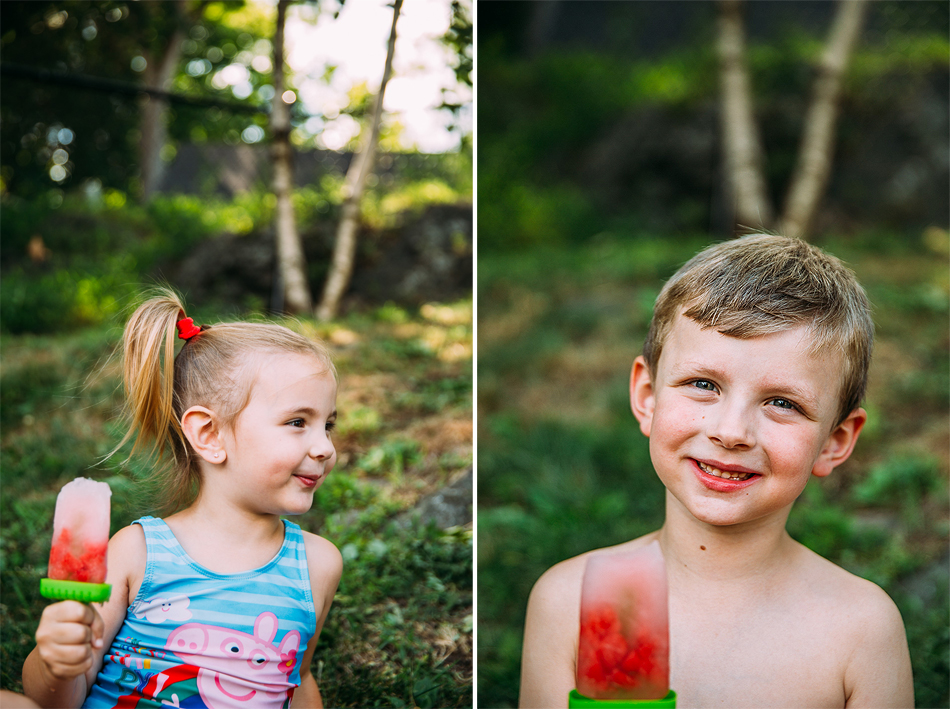 summer fun & watermelon