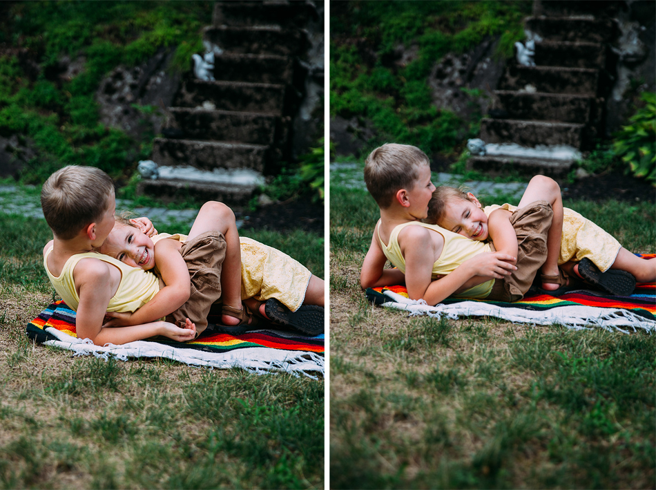 Backyard Fun & Summer Memories