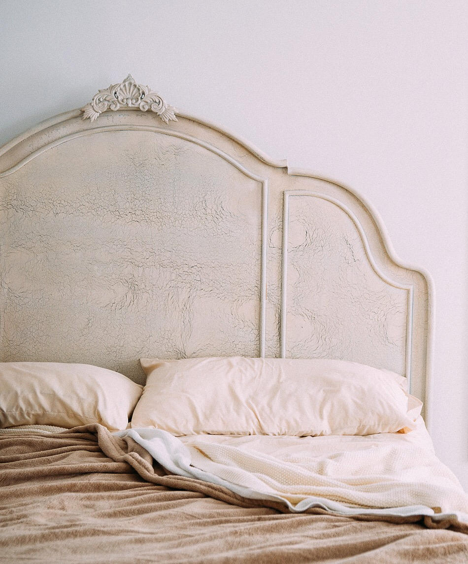 Anthropologie bed // livelovesimple.com