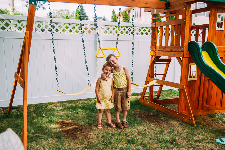 Backyard Fun & Summer Memories