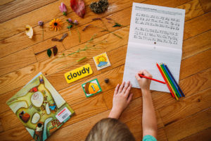 thoughts on kindergarten // livelovesimple.com