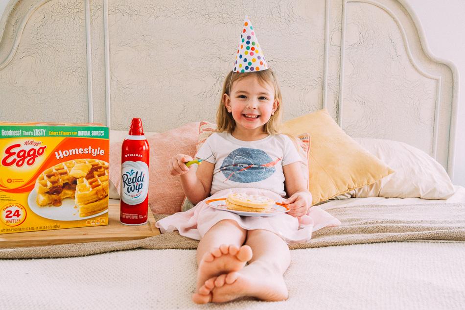Mommy & Me Birthday Breakfast