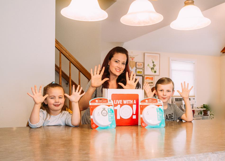 Family Home Safety // livelovesimple.com