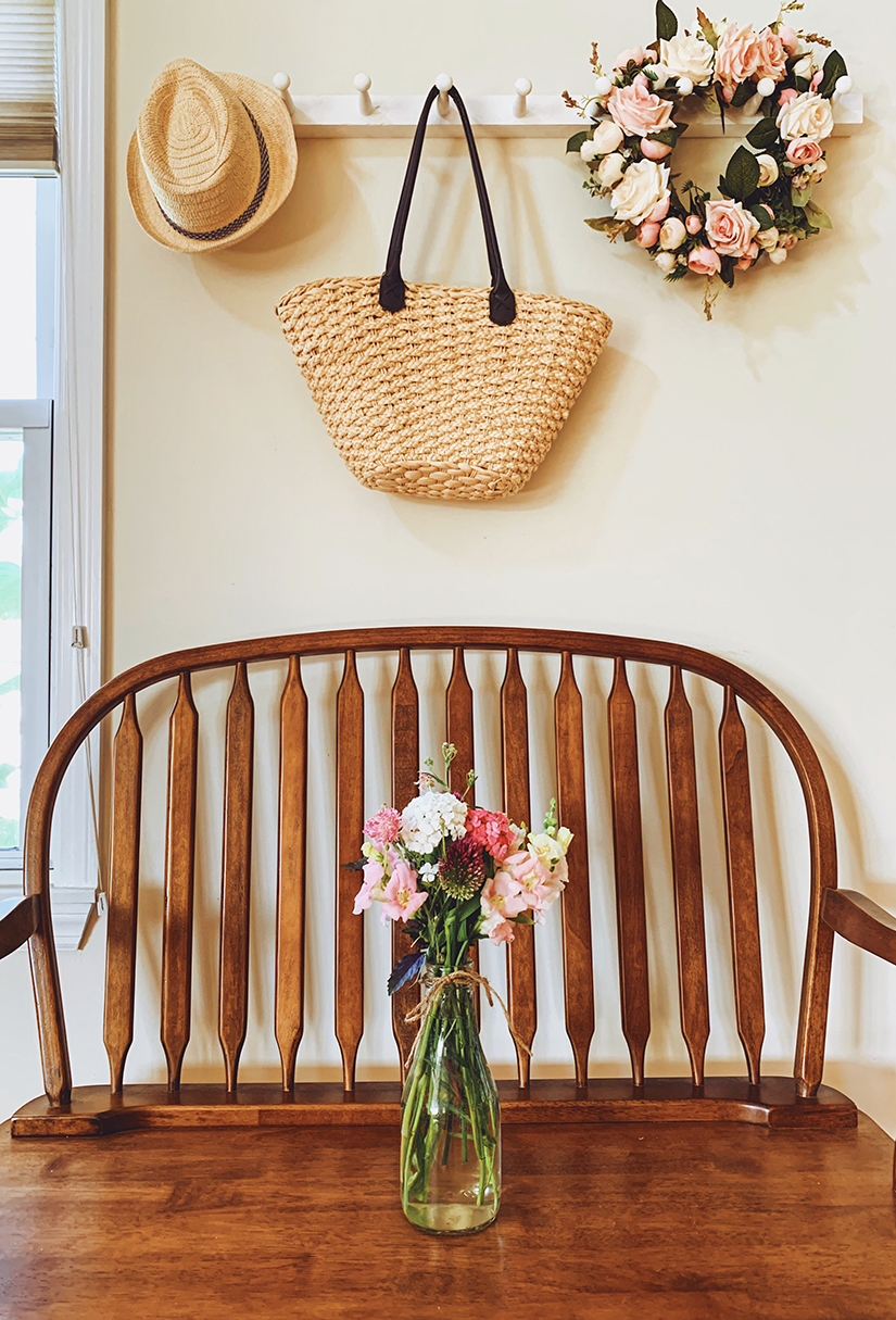flower CSA // livelovesimple.com