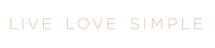 Live Love Simple