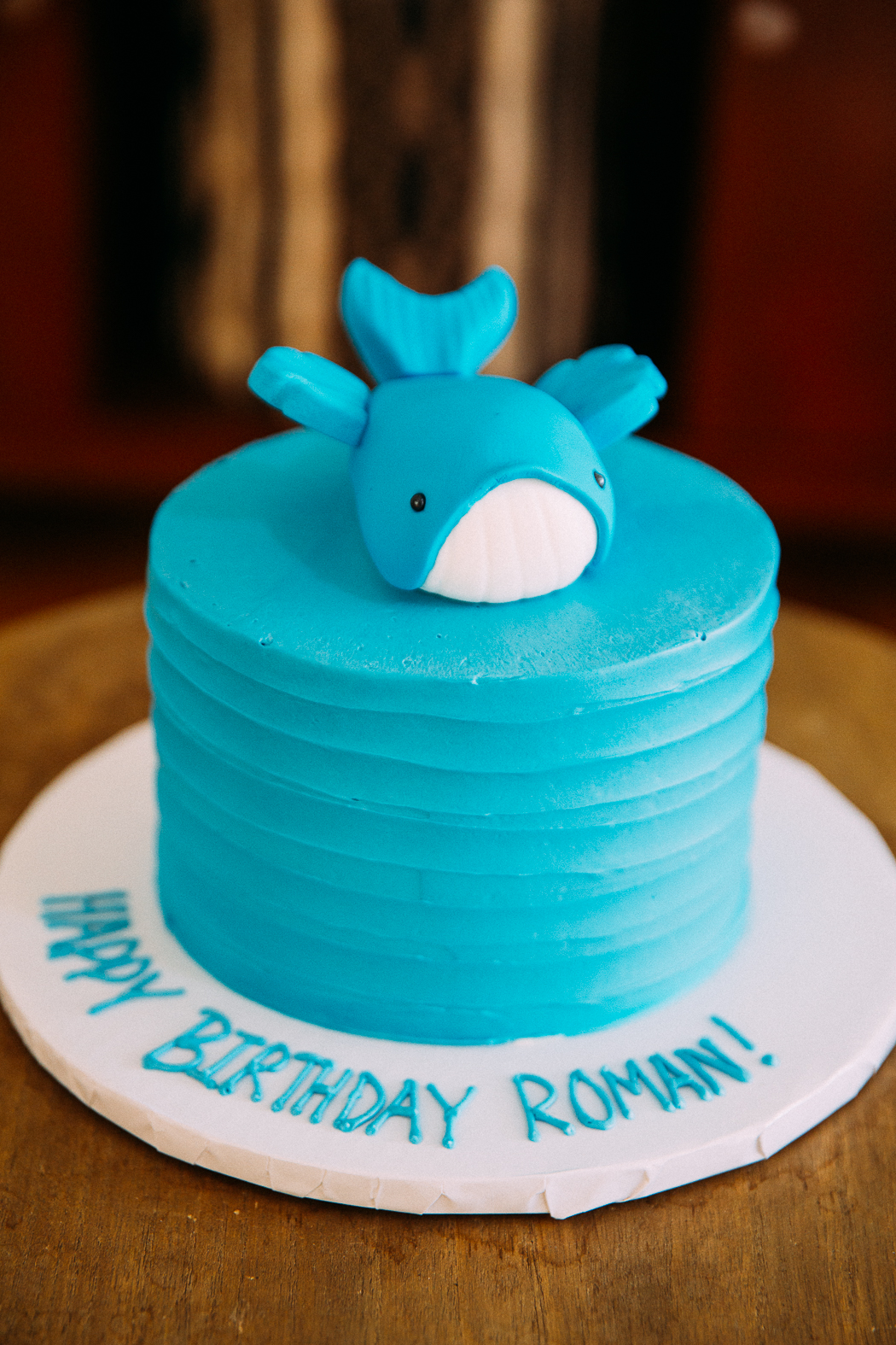 Wailer Pokémon Birthday Party