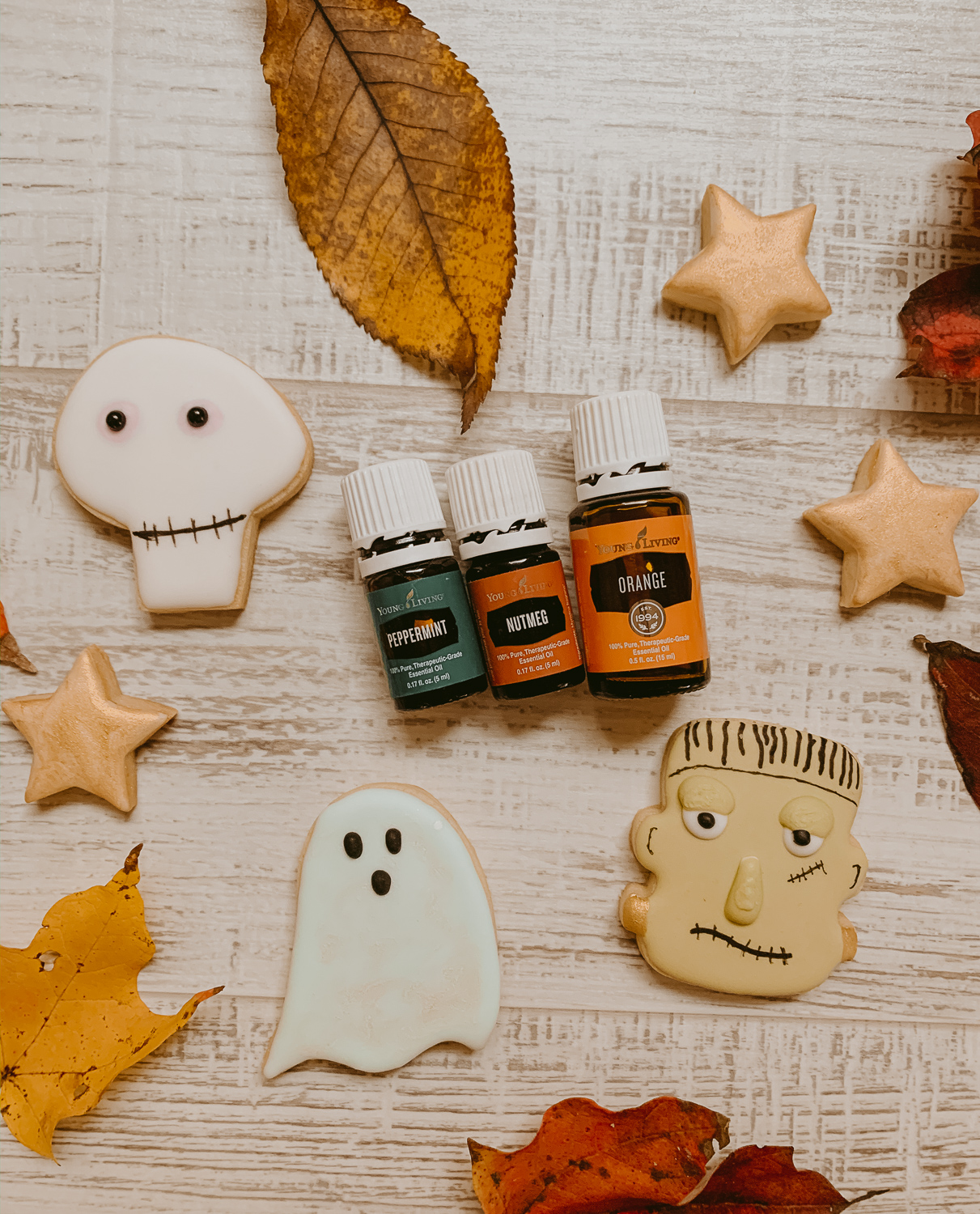 Autumn Diffuser Blends
