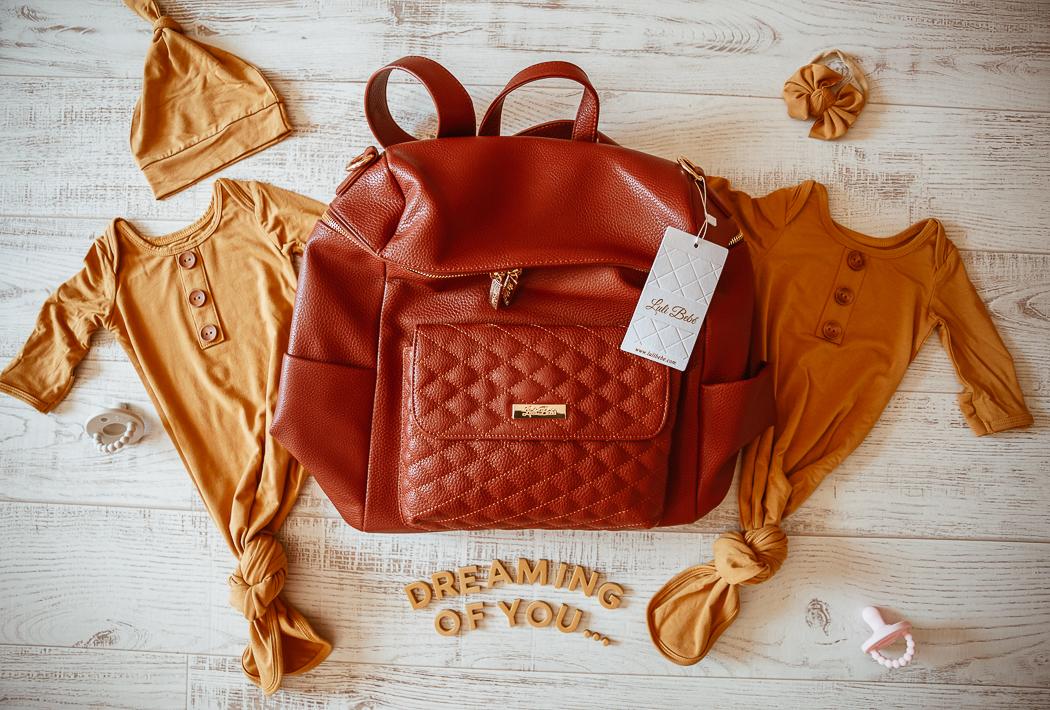 Luli Bebé Monaco Bag